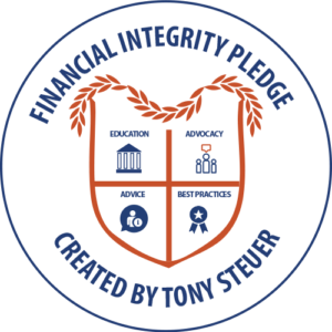 Financial Integrity Pledge