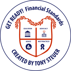 GET READY Financial Standards Logo 500x500